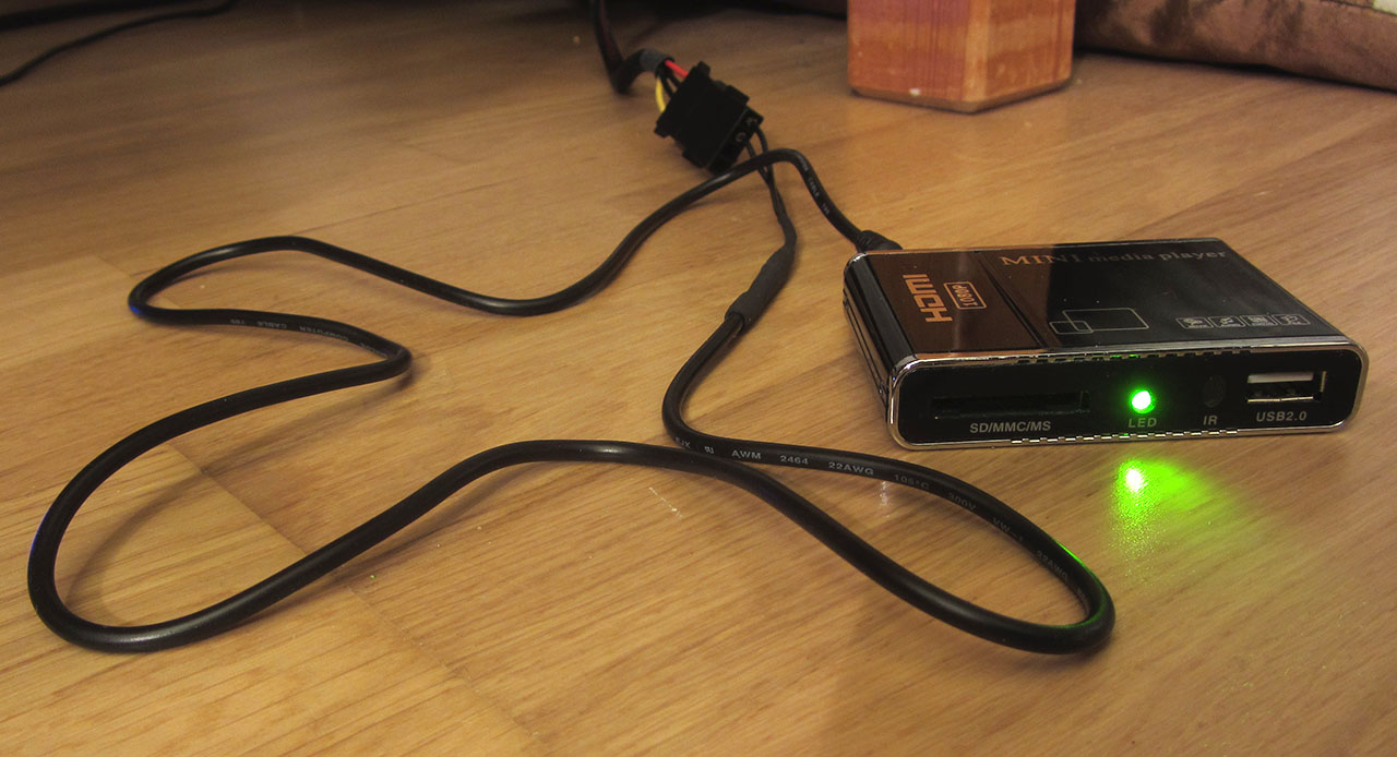 Showing No Signal Cable : Hdmi dummy signal generator for fi hometheater hd jooh