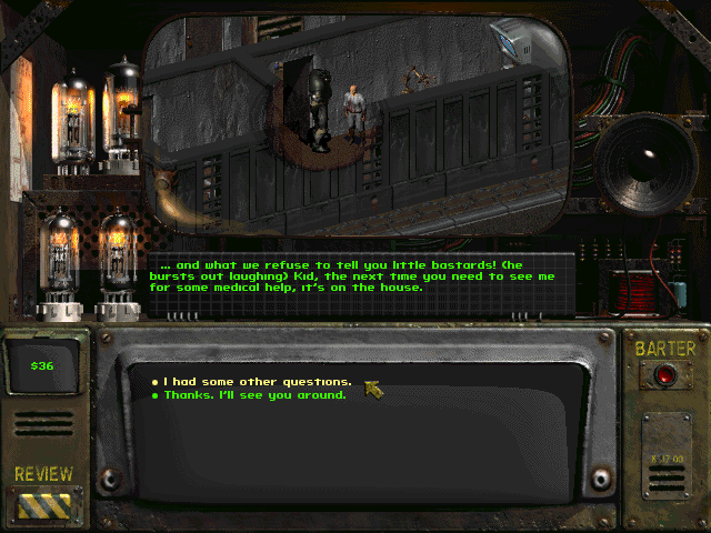 Fallout 2 - The repository of our elders 2