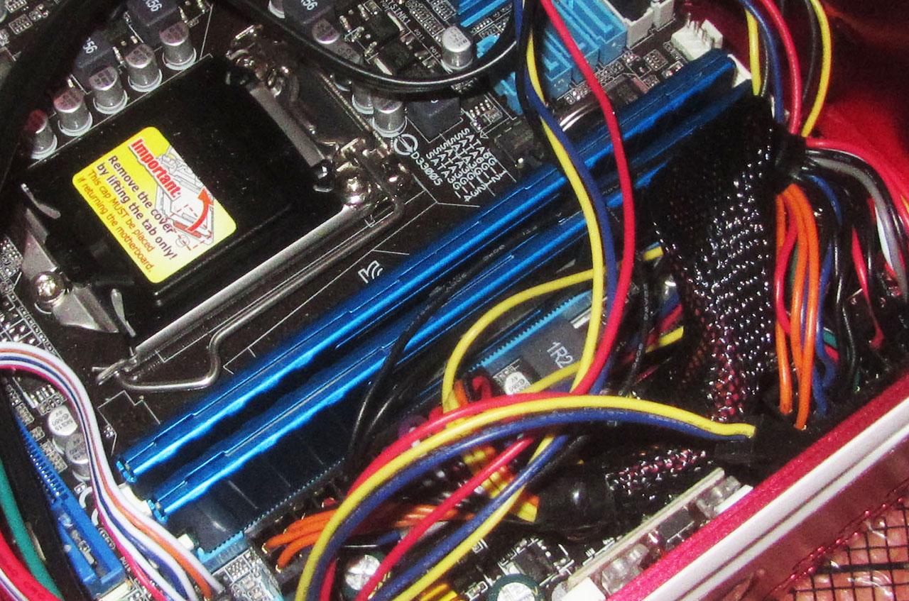 Corsair V 1600MHz 8GB CL9 1280
