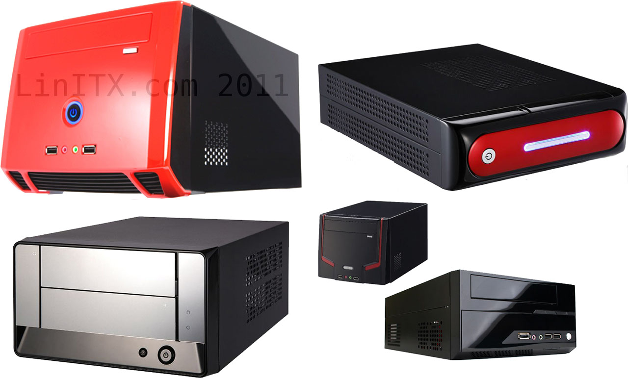 ITX Cases ugly compilation